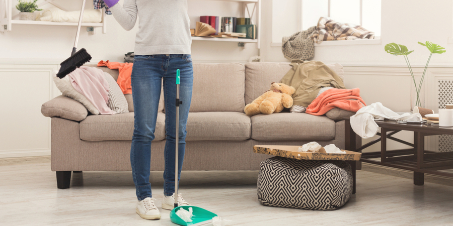 Spring Cleaning Tips For A Safe Home