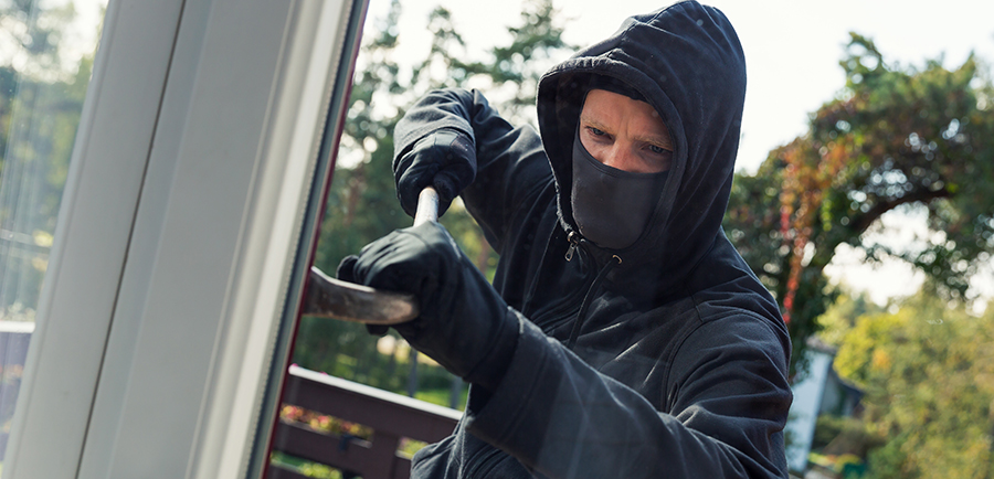 5 Reasons Burglars Choose A House