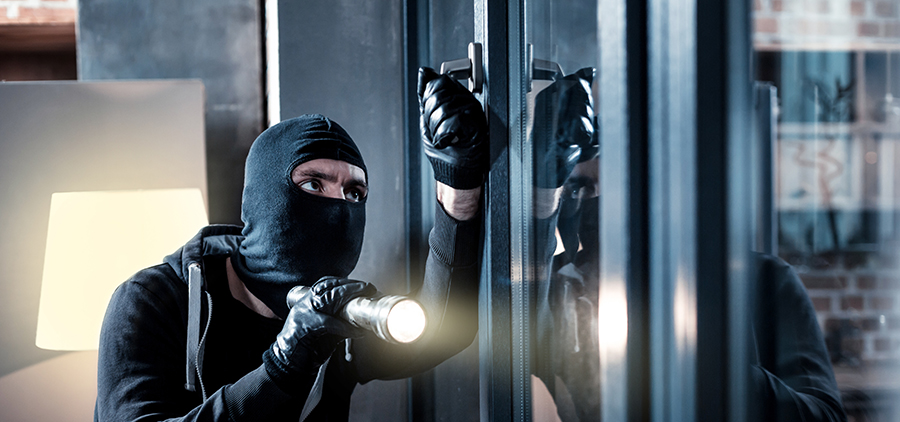 Keep Burglars At Bay With These Home Security Tips